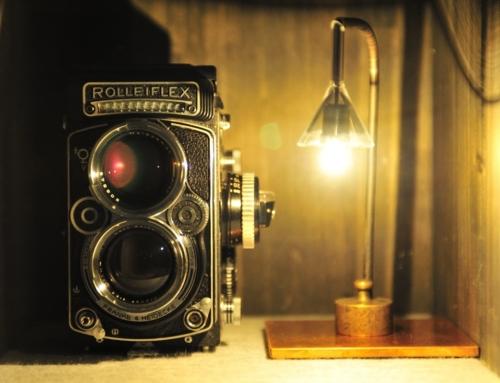二眼レフカメラ(今でも使いたいフィルムカメラ)